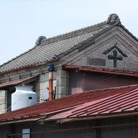 石造りの建物が残る黒磯を散歩(栃木)