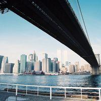 【弾丸!女一人旅】初めてのニューヨークはやっぱりすごかった!