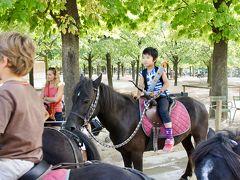 2012. 息子とパリ 毎日通ったリュクサンブール公園