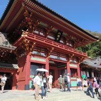 デザートブッフェと鎌倉をめぐる旅