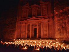 ヨルダン・エジプト一人旅【1】死海とペトラバイナイト