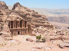 ヨルダン・エジプト一人旅【2】ペトラ遺跡