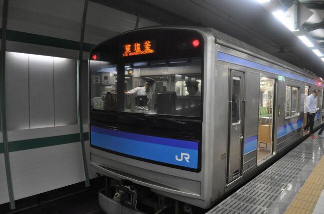 2015年5月31日に、仙石線が全線開通し、東北本線から石巻へ直通する仙石東北ラインの列車も走り始めました。<br /> ひと足早く復旧した石巻線浦宿駅 - 女川駅間も含め、週末バスを使って乗ってきました。<br /><br />(日程)<br />小松空港-羽田空港-東京 泊<br />上野-新庄-小牛田-前谷地-柳津-前谷地-女川-石巻-仙台-高城町-あおば通-仙台-利府-仙台 泊<br />仙台-浜吉田-岩沼-郡山-黒磯-岡本-烏山-宇都宮-日光-宇都宮-小山-大宮-品川-羽田空港-小松空港<br /><br /><br /> 仙台から折り返し仙石東北ラインに乗って高城町へ、折り返し仙石線に乗ります。