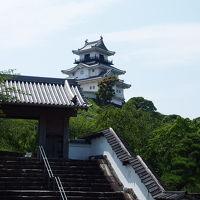 日本百名城 掛川城へ