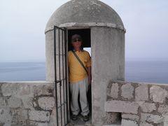 南イタリアとドブロブニク(10) 初めてのドブロブニク・・・今日は旧市街の城壁巡りだ~!!