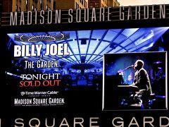 ロックの殿堂マジソンスクエアーガーデンで ビリー・ジョエルLive!, 伝説のJazzクラブ, ヴィレッジヴァンガードと人気のブルーノトへ
