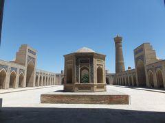 ウズベキスタンの旅 3)ブハラ