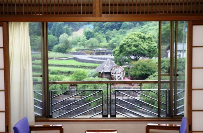 神山温泉HOTEL四季の郷で浮世の垢を落とす