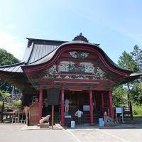 【坂東札所巡礼6-2】水澤うどんでお腹を満たしたら15番の白岩山・長谷寺へ