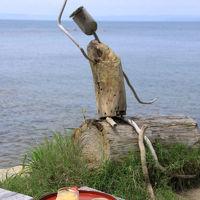 「紫陽花」と「またいちの塩」糸島半島訪問記