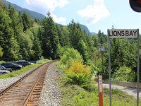 バンクーバーから1泊2日の息抜き旅行、スコーミッシュ 8、岐路(Lions Bayに寄り道してから、Congee Noodle Houseへ)