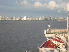 ヴェノスアイレス入港