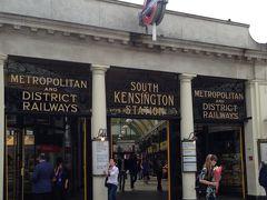 [ロンドンの駅周辺散策②]South Kensington