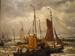 初夏のオランダ旅行(7)デン・ハーグの町歩きを楽しみ、パノラマ・メスダグで初めてメスタグの作品に触れて北海の美しさと厳しさを知る。