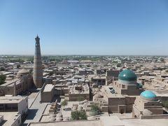 ウズベキスタンの旅 4)ヒワ