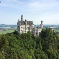 個人旅行・主にドイツバイエルン州とチューリッヒ