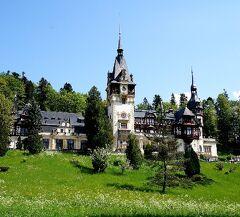 団塊夫婦の東欧・バルカン半島4000キロドライブ旅行ー(7)ルーマニアその5・シナイア・ペレシュ城ヘ