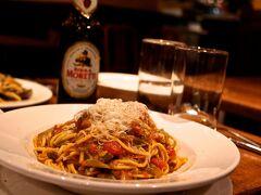レストランあれ・これ!~ ニューヨークの8日間 食事はこんな風でした