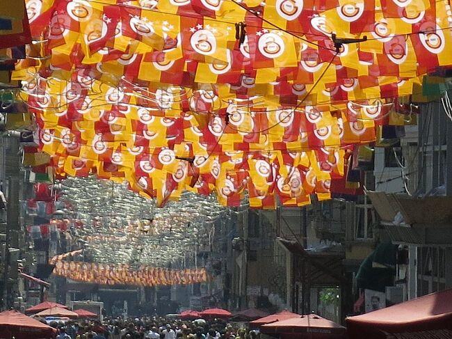 ◎飛んでイスタンブール(新市街&アジアンサイド)
