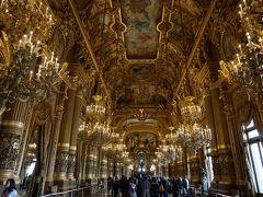 パリ~ノルマンディ・ドライブ #1 - 初日は、パリの街歩き