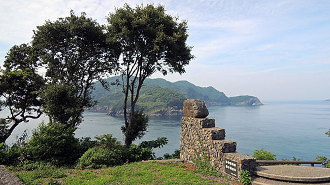 【大分県】鶴御崎、九州、最東端、日本の端シリーズ、その14、2014