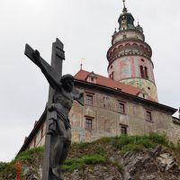 プラハ・ウィーン・ブダペスト3ヶ国の1人旅 チェスキークルムロフ編