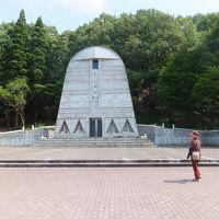 白山白川郷ホワイトロード(旧白山スーパー林道)と石川県九谷陶芸村に行きました。