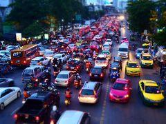 バンコクって想像以上に大都会!な84階からの夜景に感動の2日目後半