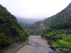 【大井川鐵道】の井川線、奥大井湖上駅で降りてみたいの旅。