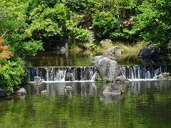 万博公園 日本庭園の散策と昼食 上巻