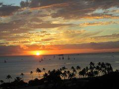 全力でハワイを楽しんできました。遊ぶのも疲れる。