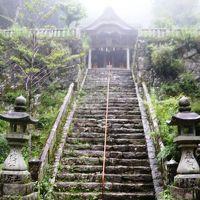 神峰寺奥の院神峯神社参拝