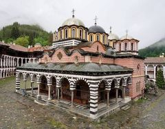 団塊夫婦の東欧・バルカン半島4000キロドライブ旅行ー(10)ブルガリアその2・リラの僧院&ソフィア