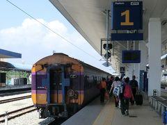 2015 シンガポール→パース→ペナン島→寝台列車→ ・・・ その6 ~ 22時間鉄道旅