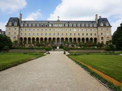 パリ~ノルマンディ・ドライブ #2 - ブルターニュの首都レンヌを満喫