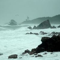 下北半島北部 狂瀾怒濤の温泉と海鮮の旅