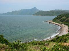 香港の離島で癒される1★緑の芝と青い海と牛と…塔門ハイキング 前半