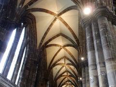 ⑨往きはよいよい 帰りはこわい・・・・ 世界遺産のグラスゴー大聖堂