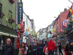 活気あふれる街・・・ゴールウェイ・・・レンタカーで走るアイルランド
