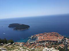 空と海広がる碧 クロアチア旅 6