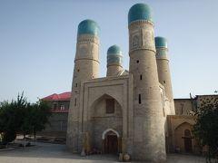 中央アジア8日間+αの旅(4)ウズベキスタン編ブハラ2日目