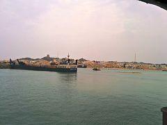 ラマダンに参加しつつオマーン マシーラ島