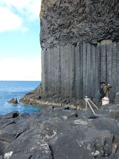 ⑬ メンデルスゾーンも感動したフィンガルの洞窟 スタッファー島