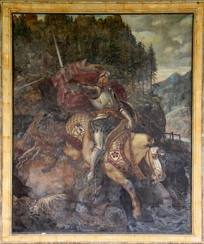 ≪黒い森のエーベルシュタイン城:ヴォルフ伯爵の伝説・運命の跳躍≫
