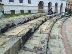 おじさんぽ ~歴史を辿るボスニア・ヘルツェゴビナの旅~ Day9 あの騒乱があったウクライナの独立広場は今!?
