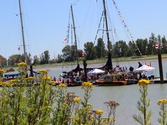 Canada Day 2015(スティーブストンにて3、SHIPS TO SHORE)