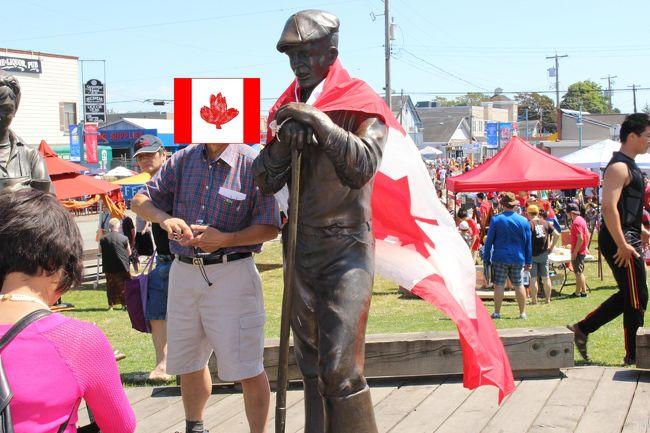 Canada Day 2015(スティーブストンにて 1)