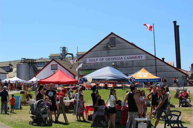 Canada Day 2015(スティーブストンにて 2、Gulf of Georgia Cannery)