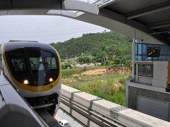 2015年7月韓国鉄道旅行4(大邱モノレール後篇)