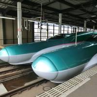東北新幹線で行く、ご先祖様法要と鶯宿温泉。